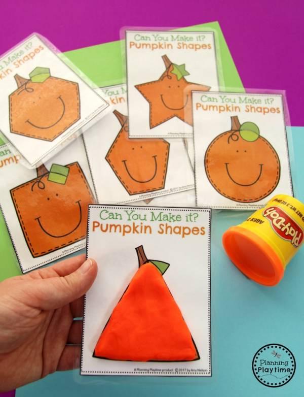Preschool Pumpkin Activities - Pumpkin Crafts For Kindergarten