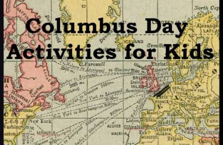 Columbus Day Activities for Kids