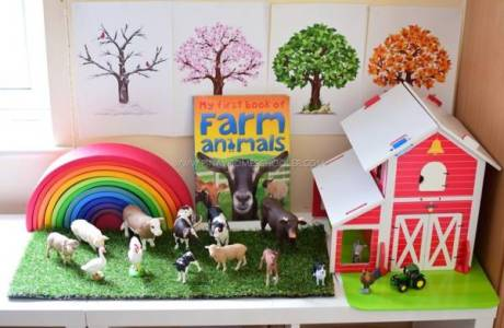Fun Farm Animal Activities