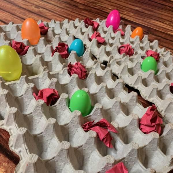 egg maze coding game