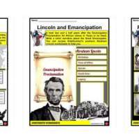 Juneteenth Facts and Worksheets for Kids