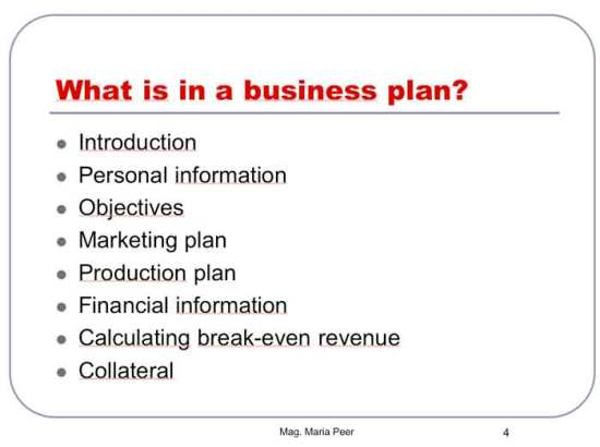 format for writing a business plan Pick a business plan format that works for you there's no right or wrong way to write a business plan what's important is that your plan meets your needs most business plans fall into one of two common categories: traditional or lean startup traditional business plans are more common, use a standard structure, and.