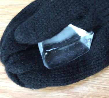 mitten ice cube races