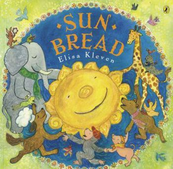 Sun Bread book