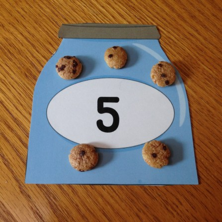 cookie jar counting