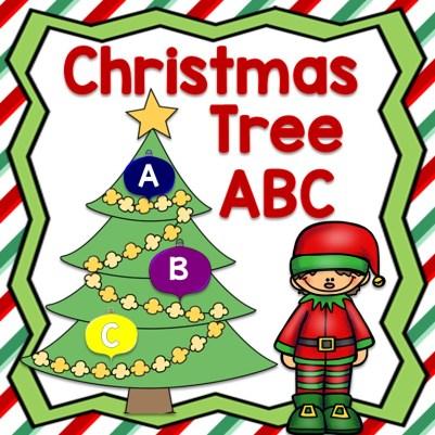 Christmas Tree ABC
