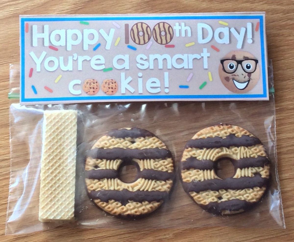 100th Day of School Ideas & Treats