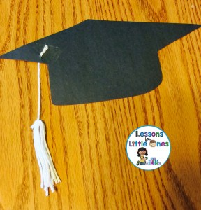 graduation hat craft