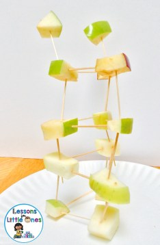 apple tower STEM challenge