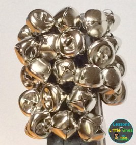 magnets jingle bells Christmas science experiment