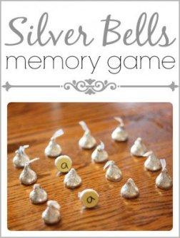 Silver-Bells-Memory-Game