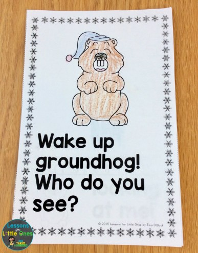 groundhog day class book