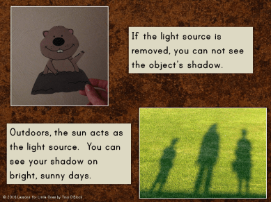 shadows PowerPoint