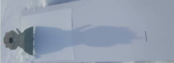 groundhog shadow experiment
