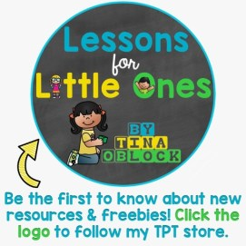 Follow my TPT store