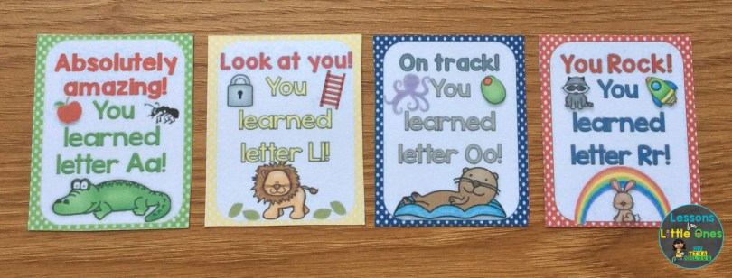 brag tags for alphabet letters