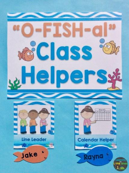 class helpers beach theme