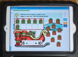 Christmas Making Ten