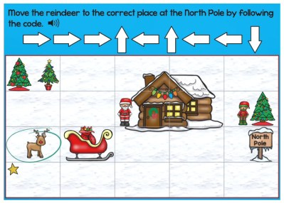 Christmas coding sample correct
