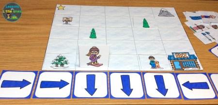 coding for kids printable game 2