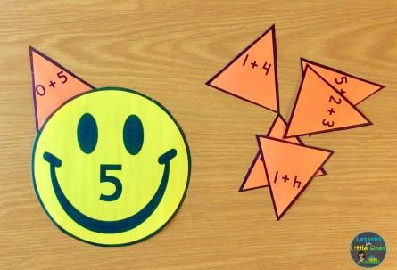 sun learning center math