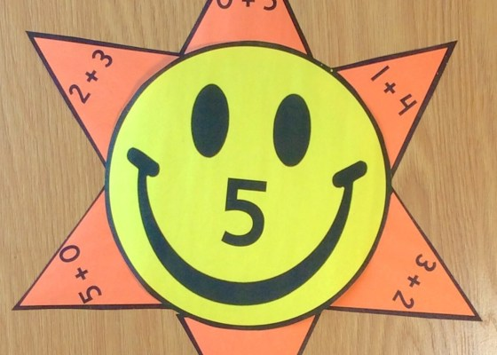sun math learning center freebie