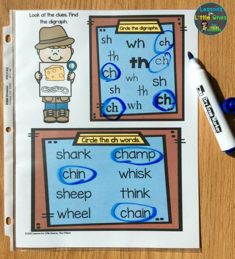 beginning digraph hunt center page