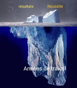 partie émergée de l'iceberg