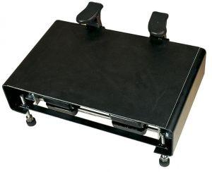 Réhausseur de pédale : pedal extender