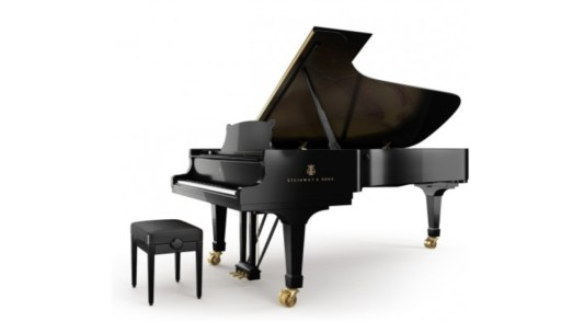 piano de concours Steinway