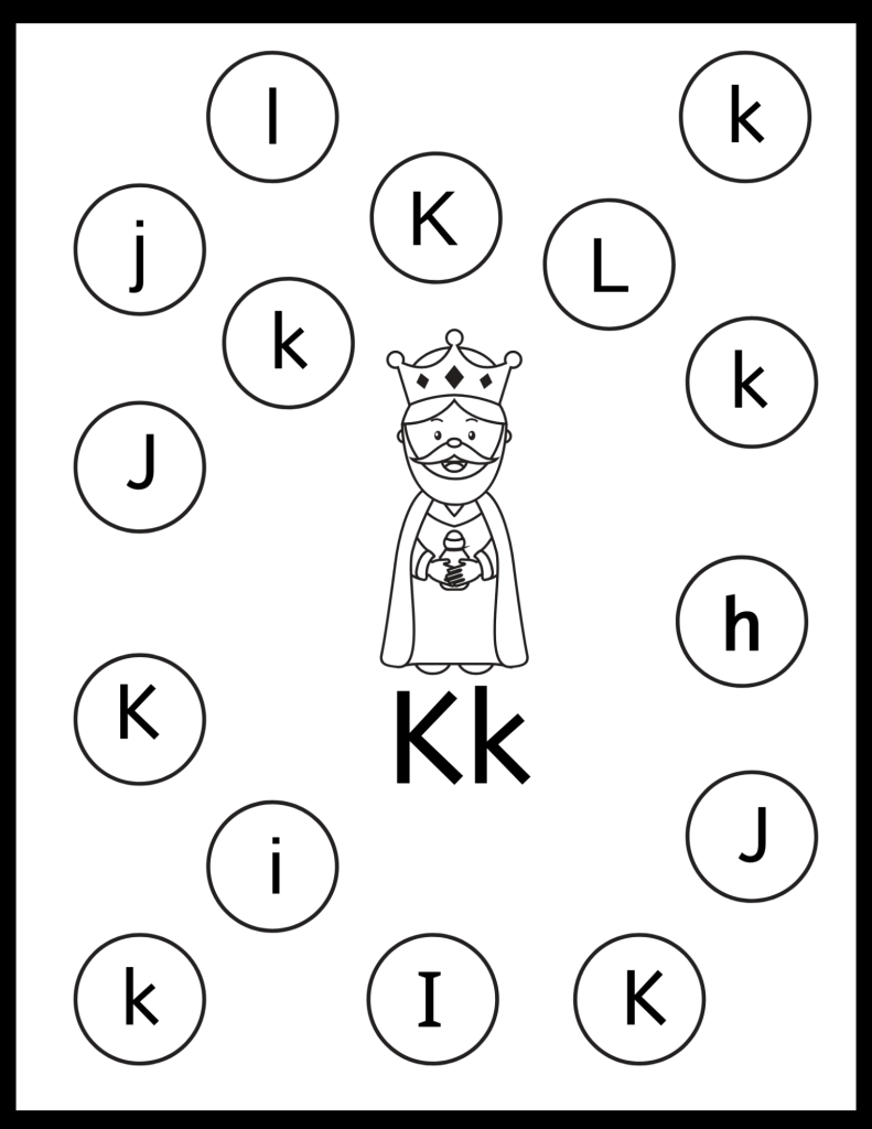 What to do when, and what your toddler needs from his preschool. Fun And Easy Preschool Activities For The Letter K