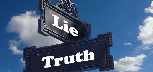 narcissist lie