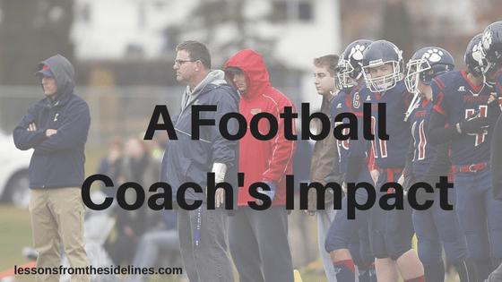 A Football Coachs Impact