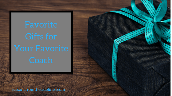 Favorite Gifts for Your Favorite Coach