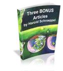 Three Bonus Articles