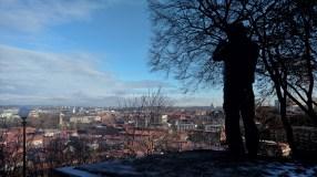 The view of Gothenburg from Skansen Krona.