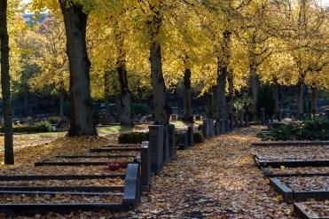Östra Kyrkogården, Gothenburg cemetery