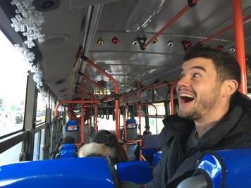 Christmas Bus!