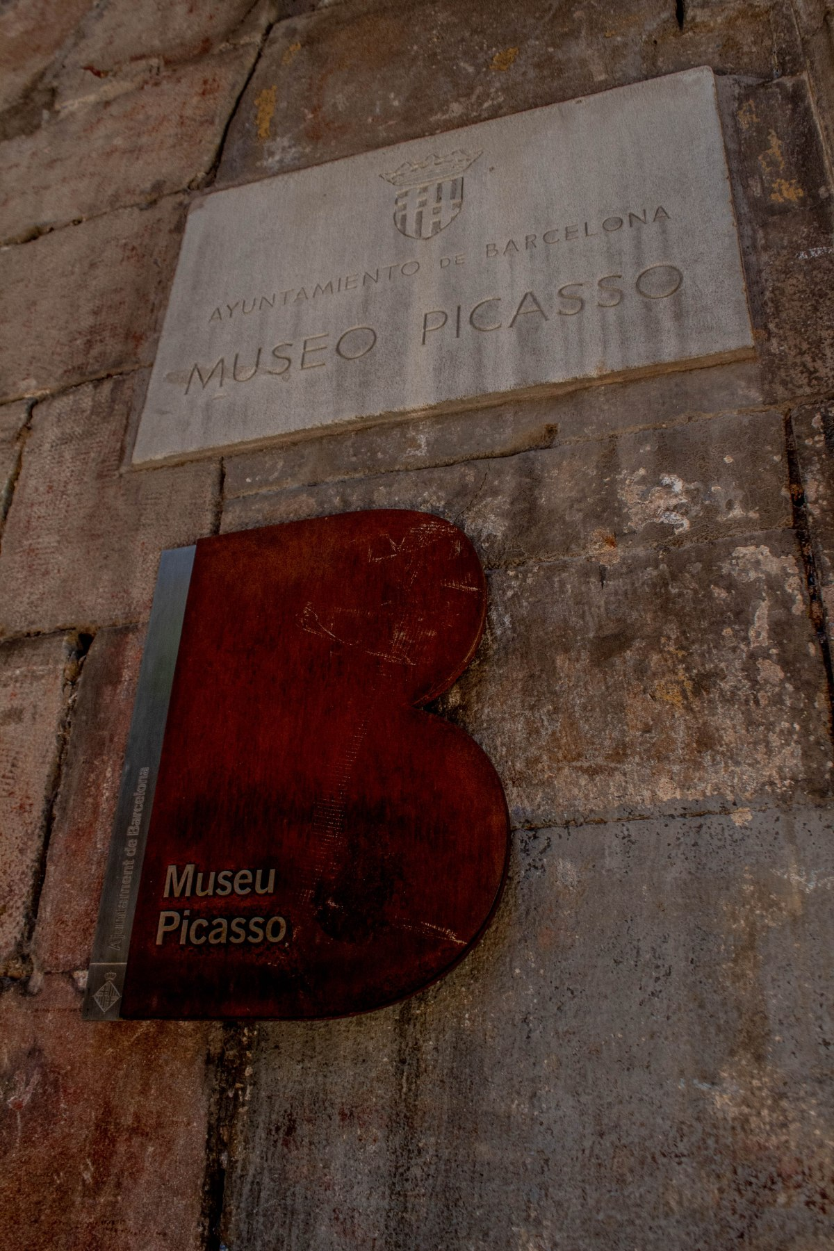 Barcelona travels- Museo Picasso
