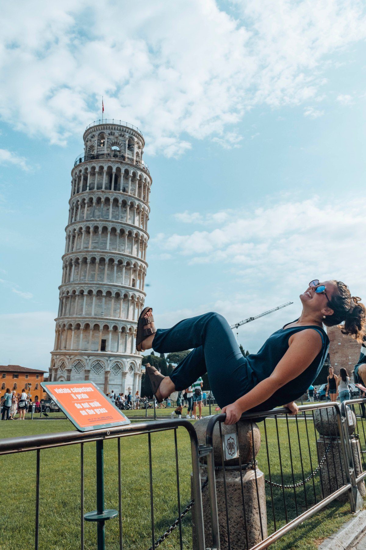 Leading Tower of Pisa pictures