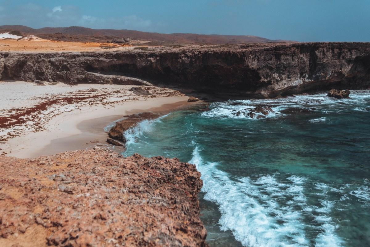 Boca Prins in Aruba