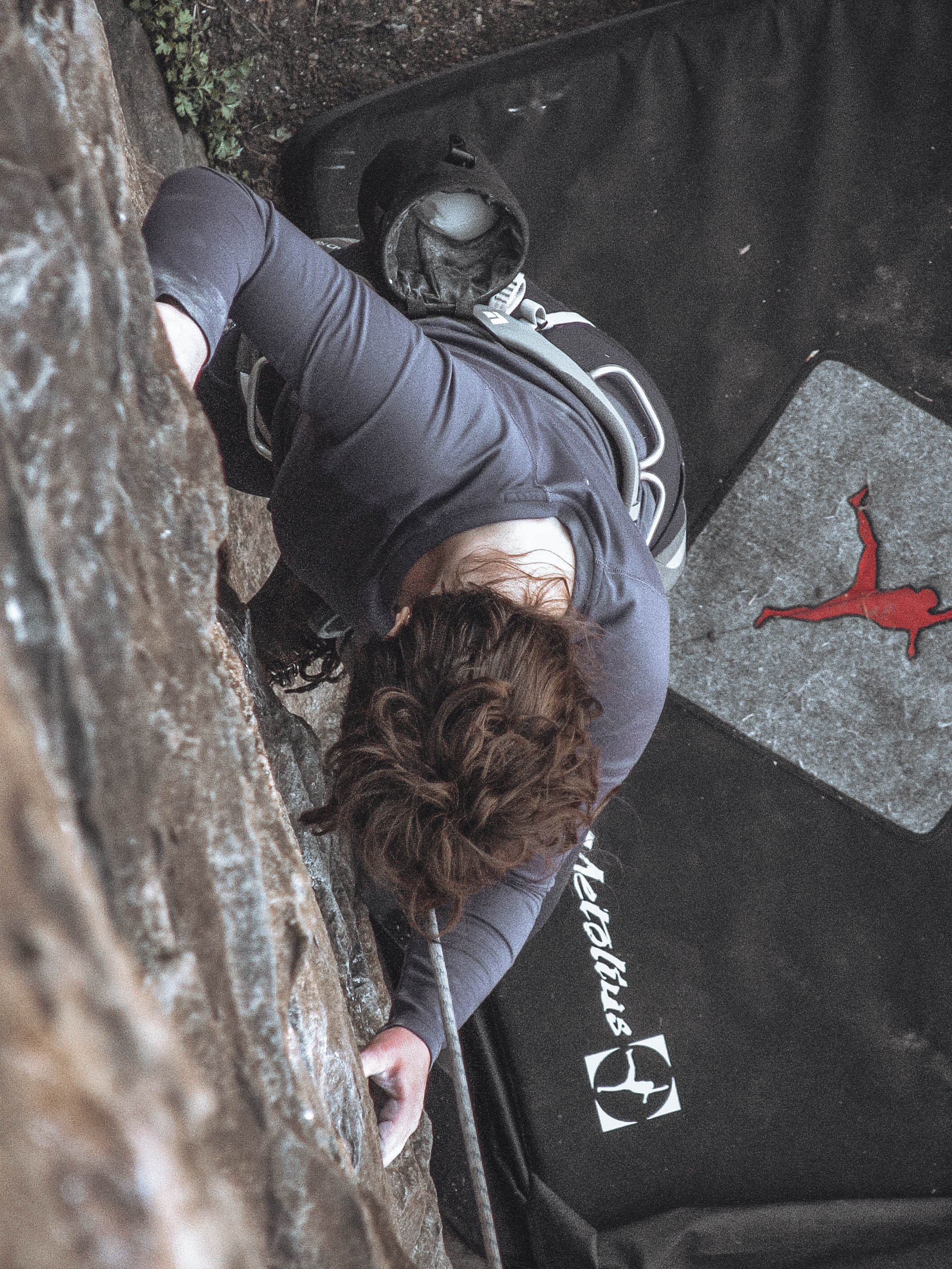 Rock Climbing- About me