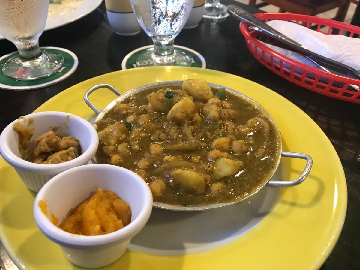 food in Aruba