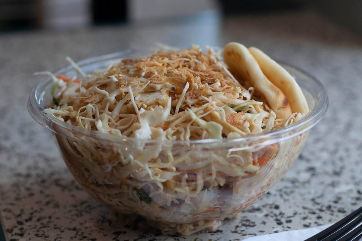 Ban Do La Bowl - Vegetarian food
