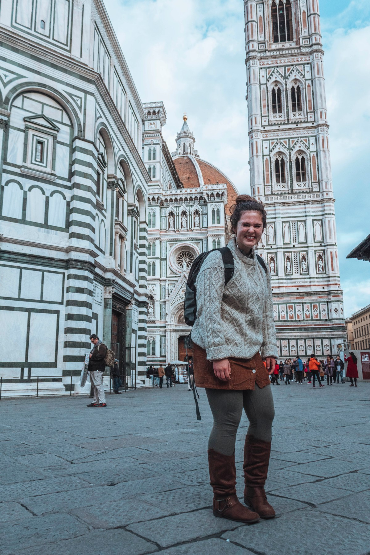 Italy guide to Florence- Cathedral of Santa Maria del Fiore (Duomo)