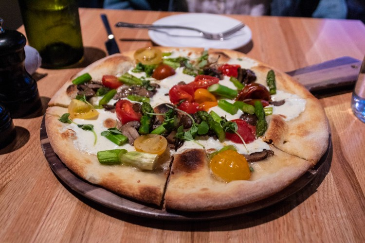 pizza in Dupont Circle