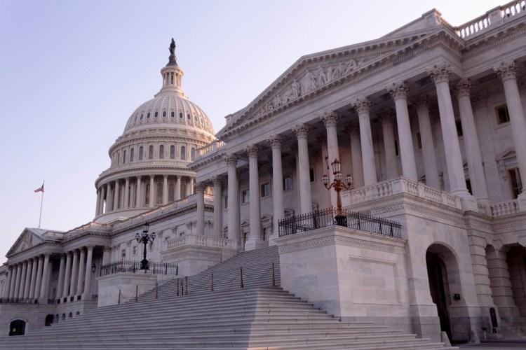 Capitol Hill Washington D.C.