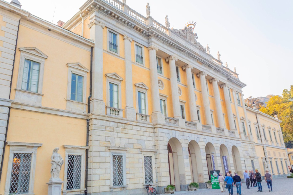 Villa Olmo Milan, Italy