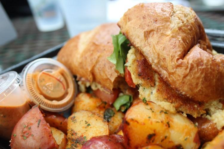 po'boy sandwich new orleans