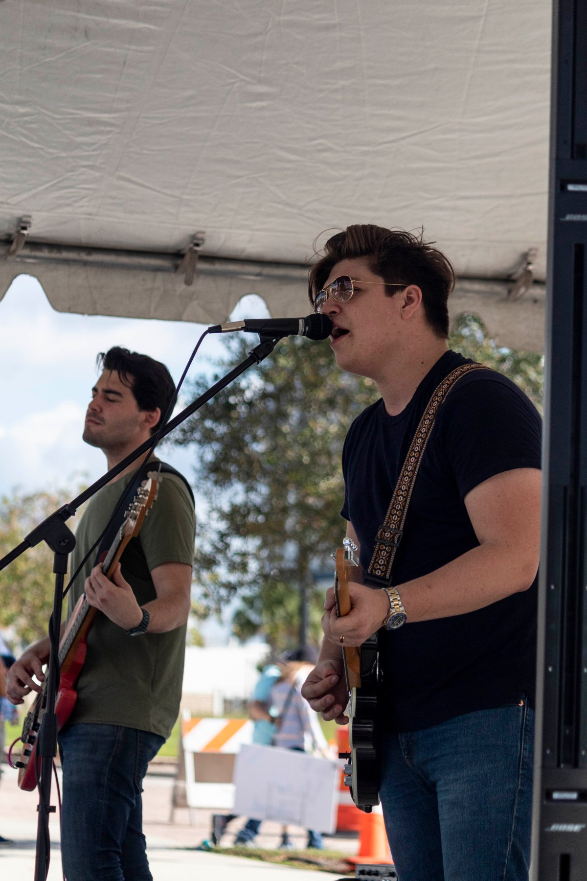 FAM Band Performing at Veg Fest 2019